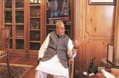 Not considering any changes to permanent residency rules in Jammu and Kashmir: Governor