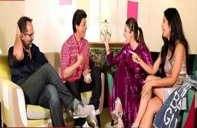 Aanand L Rai in complete awe with 'Zero' star Shah Rukh Khan, here's why