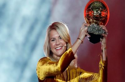 Shocking! First women's Ballon d'Or winner asked to twerk on stage