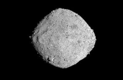 NASA's Osiris-Rex spacecraft arrives at asteroid Bennu