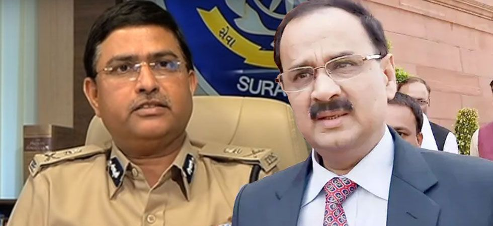 Special CBI Director Rakesh Asthana and CBI Director Alok Verma