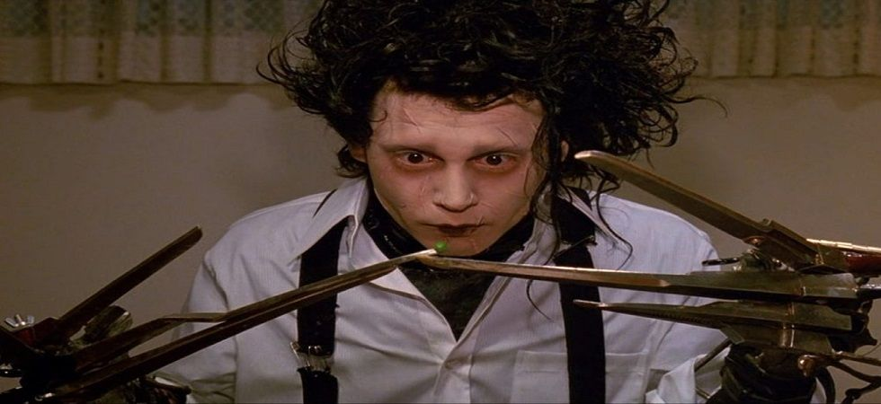 Johnny Depp feared that he won't be the choice for Edward Scissorhands (Photo: Twitter)