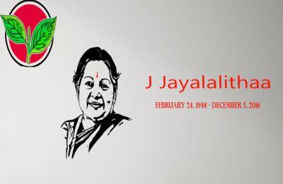 Jayalalithaa Death Anniversary: AIADMK leaders pay tribute to former Tamil Nadu CM