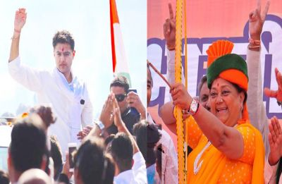 As electioneering ends in Rajasthan, have a look at manifestos of Congress, BJP before you go out to vote