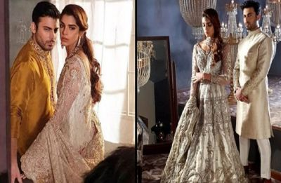 Fawad Khan and Sanam Saeed are back again for the Zindagi Gulzar Hain shoot and the result is royalty-defined