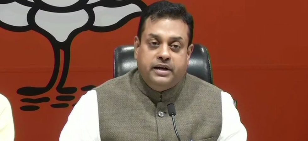 """BJP spokesperson Sambit patra said that the extradition of Christian Michel is giving sleepless nights to the """"family"""" in Congress. (ANI Photo)"""
