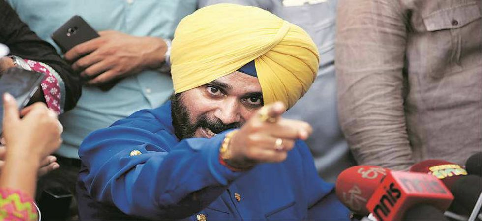 Navjot Singh Sidhu has been in headlines ever since he visited Pakistan to attend the swearing-in ceremony of his friend and cricketer-turned-politician Imran Khan as Pakistan Prime Minister. (File photo)