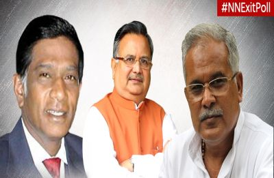 Chhattisgarh Exit Poll 2018: BJP's Raman Singh likely to lose state after 15 years, Ajit Jogi to be kingmaker