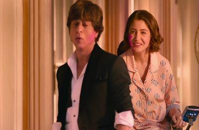 Shah Rukh Khan seeks for daughter Suhana's approval in 'Mere Naam Tu'