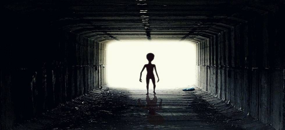 Aliens might have visited earth in the past, but humans may not have noticed them as they are too caught up with their assumptions to notice them