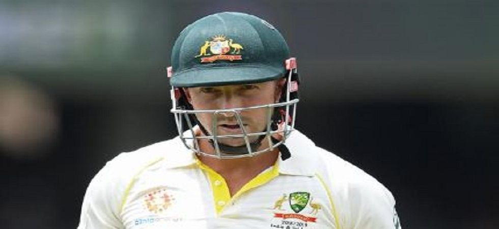 Shaun Marsh has struggled in the last six innings, managing just 14 runs in the four innings against Pakistan. (Image credit: Twitter)