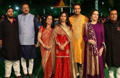 Isha Ambani-Anand Parimal pre-wedding ceremonies underway, celebrities arrive in Udaipur