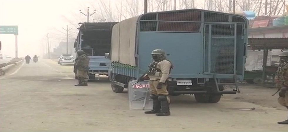J-K: 3 terrorists killed, 5 security personnel injured in Mujgund encounter, internet suspended in Srinagar