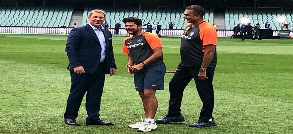 Shane Warne was impressed by the skill shown by the seven-year-old kid from Kashmir. (Image credit: Twitter)