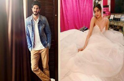 Janhvi Kapoor to romance Dulquer Salman in Karan Johar's next? Read here