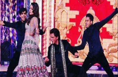 Shah Rukh Khan, Aamir Khan, Hillary Clinton shake a leg at Isha Ambani-Anand Piramal Sangeet