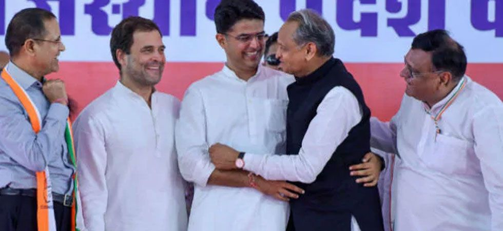 Rajasthan Elections: Ashok Gehlot, Sachin Pilot to contest polls, deny rift (Photo: PTI)