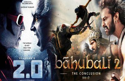 Rajinikanth starrer 2.0 beats Baahubali, Padmaavat and Sanju, becomes highest grossing movie of 2018