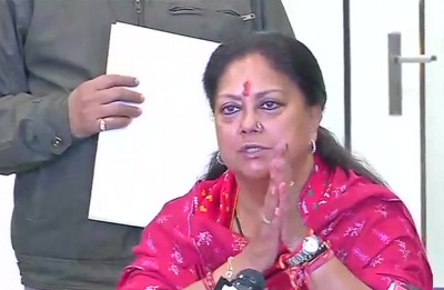 Rajasthan Election Result 2018: CM Vasudhara Raje resigns, says proud of development works done by her govt