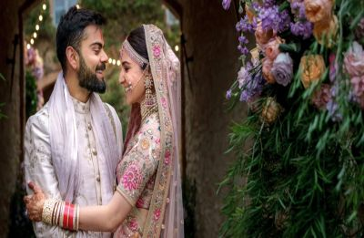 Virat Anushka Wedding Anniversary: Virushka share unseen pictures and videos from their dreamy wedding