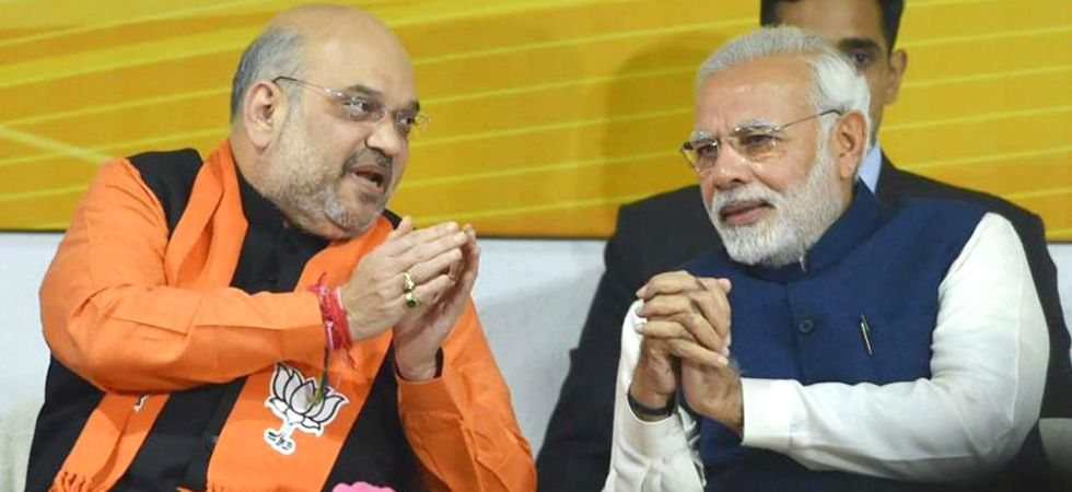 The Chhattisgarh Assembly Election results will throw a serious challenge to the BJP and party chief Amit Shah. (PTI file photo)