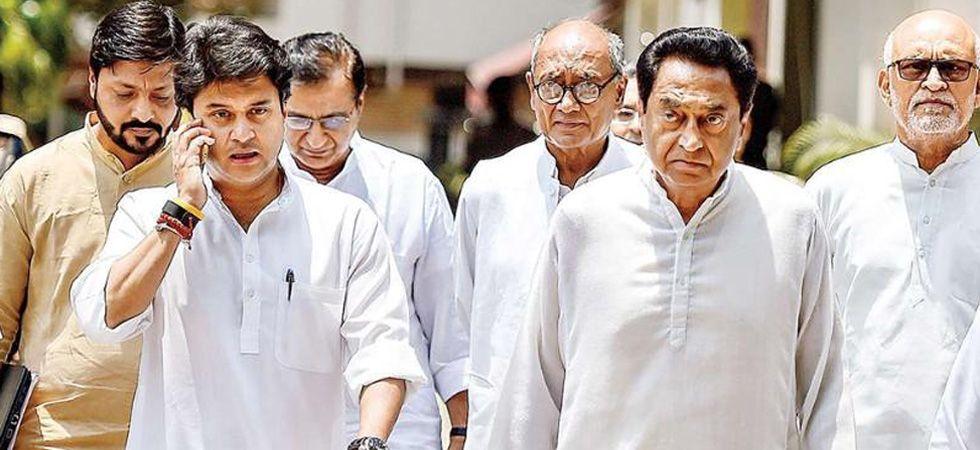 Madhya Pradesh chief minister designate Kamal Nath. (File photo)