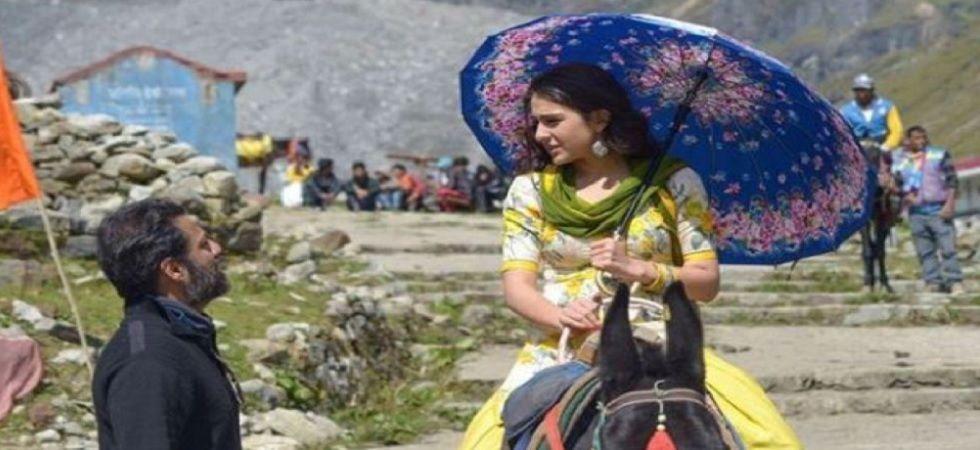Kedarnath: Sara, Sushant starrer grosses Rs 51.4 crore globally (Twitter)