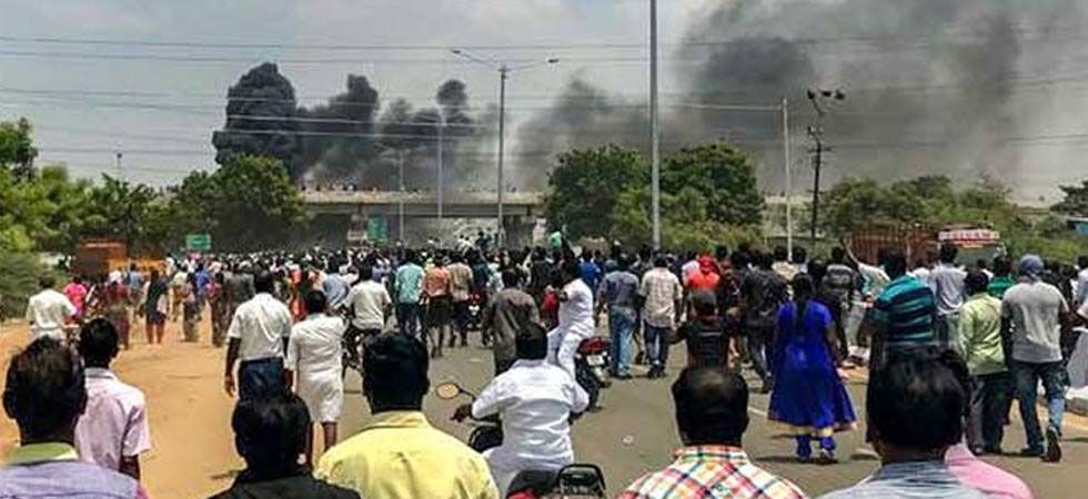 At least 13 people who were demanding the closure of the Sterlite plant in Tuticorin over alleged pollution were killed in firing by police. (PTI Photo)