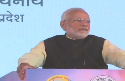 PM in Prayagraj | They consider themselves above country, democracy, judiciary, public: Modi