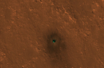 NASA captures first images of Mars InSight lander from space | Check here