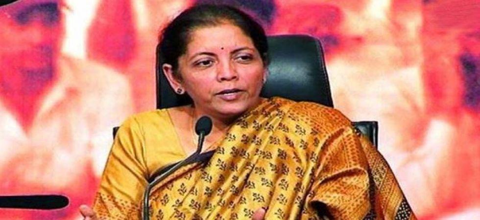 Congress's JPC demand in Rafale 'political grandstanding': Sitharaman (File Photo)