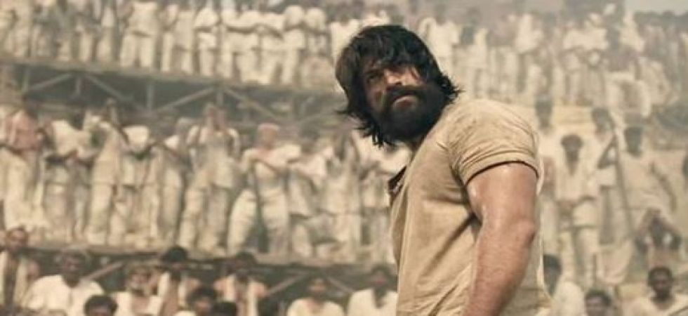 KGF - Kolar Gold Fields gets a historic advance booking at the south Indian box office