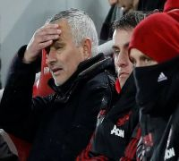 Manchester United sack manager José Mourinho after defeat at Liverpool