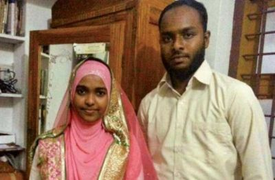 Hadiya's father joins BJP, vows support to Sabarimala stir