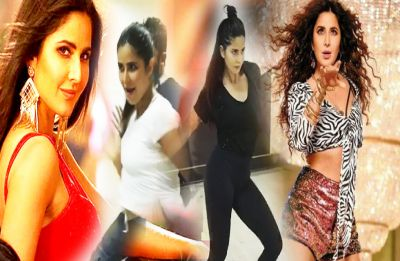 Katrina Kaif sets the floor on fire in Zero's Husn Parcham BTS Video