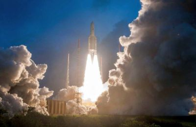 ISRO successfully launches GSAT-7A military satellite, known as Indian Angry Bird, from Sriharikota