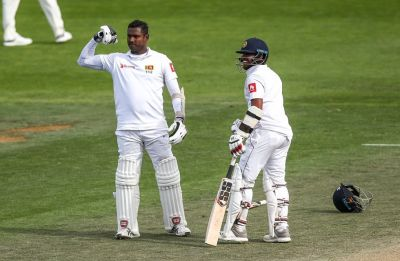 Angelo Mathews, Kusal Mendis script unique history in draw against New Zealand