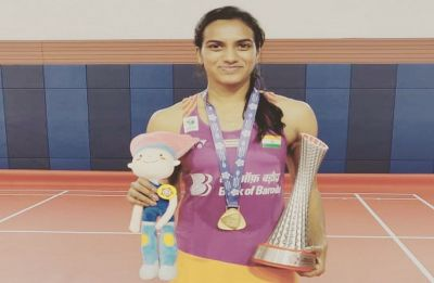 PV Sindhu credits government support for improved international performances of Indian athletes
