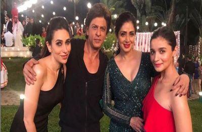 Karishma Kapoor walks down memory lane with Sridevi's cameo in SRK-starrer 'Zero'