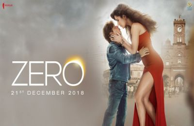 Shah Rukh Khan's Zero is a sinking ship at the Box Office, earns Rs 20.14 crore only