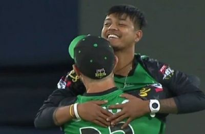 Sandeep Lamichhane, Nepal offspinner, creates history in Big Bash League Twenty20