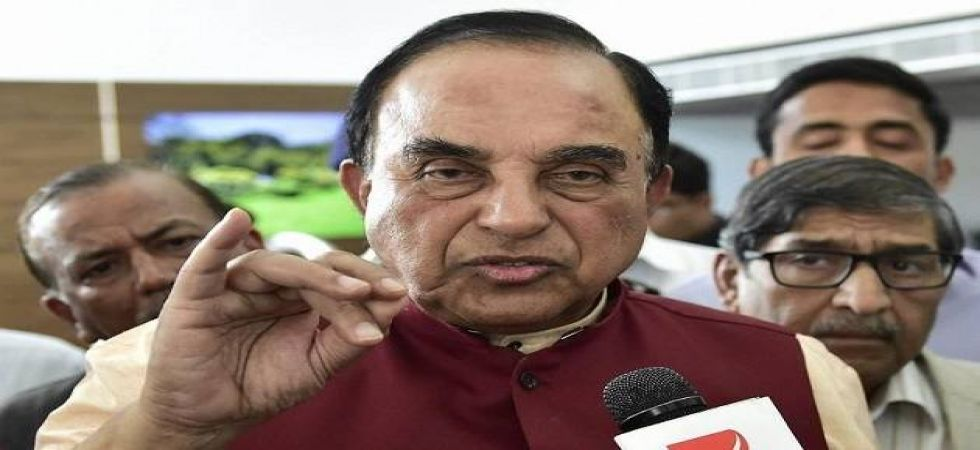 Subramanian Swamy, however, did not give any specific details about the