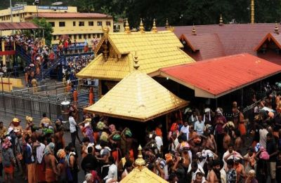 After massive protests, tension return to Sabarimala as 2 women start trekking Lord Ayyappa temple