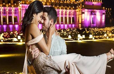 Priyanka Chopra feels 'honoured' to kiss her 'most stylish man', couple's PDA too mushy to handle