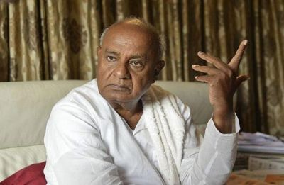 'Aiyo Rama! Who will remember me?': Deve Gowda on not being invited to Bogibeel Bridge launch