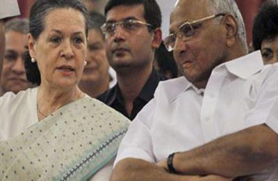 Sharad Pawar says people should feel 'proud' of Sonia, Rahul Gandhi, attacks PM Modi