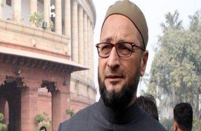 AIMIM chief Asaduddin Owaisi hits out at Uttar Pradesh govt for Noida Police namaz ban