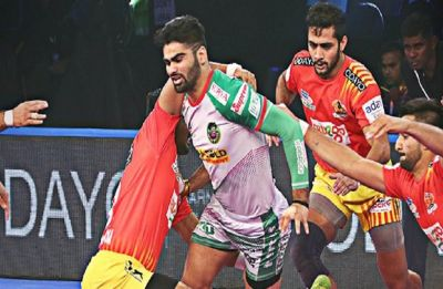 Gujarat Giants win to leave champs Patna Pirates on brink of elimination