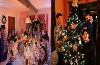 Priyanka Chopra, Nick Jonas' first Christmas is all about love and family, don't MISS the pictures