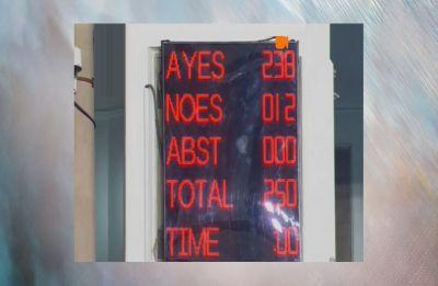 Lok Sabha passes Triple Talaq Bill, Congress and AIADMK stage walkout